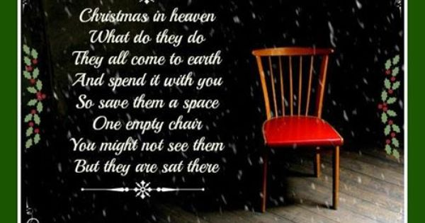 Missing My Husband At Christmas Quotes: Merry Christmas In Heaven
