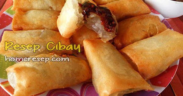 Resep Cibay Tasik Dan Garut Resep Masakan Indonesia Homemade Resep Masakan Resep Resep Masakan Indonesia