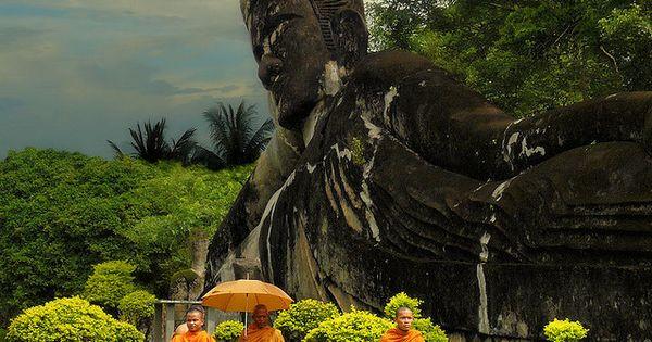 "Xieng Khuan ""Buddha Park"" | Vientiane, Laos (Southeast Asia)"