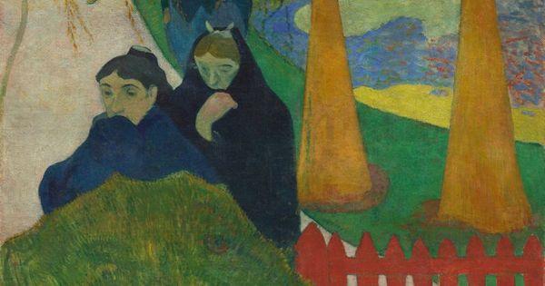 Gauguin l'Alchimiste and Picasso 1932, Paris
