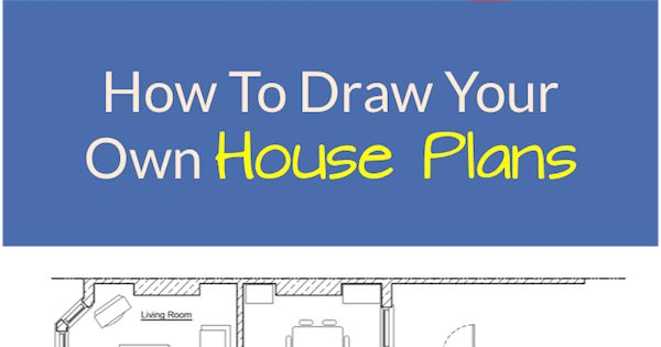 How to draw your own house plans graph paper sketches for How to draw your own house plans
