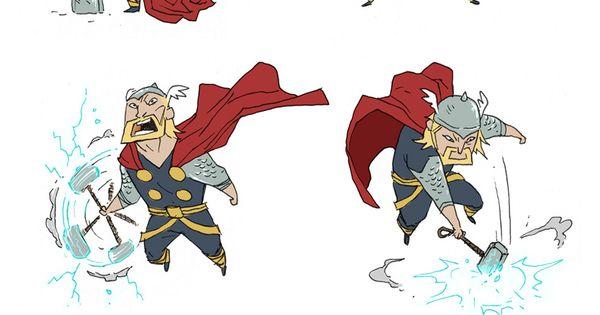 "Pubg By Sodano On Deviantart: ""Little"" Thor By ~rawlsy On DeviantART"