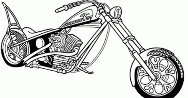 Black And White Clip Art Free Motorcycle Black And White Clipart Clip Art Bike Art Biker Art