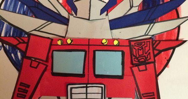 Turkey In Disguise Optimus Prime Parenting Pinterest