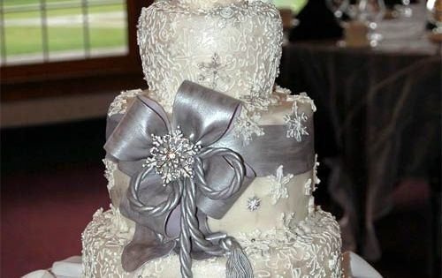 Wedding Cakes wedding! What an elegant cake!