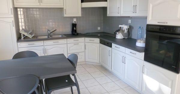 faire soi m me r nover une cuisine comment repeindre. Black Bedroom Furniture Sets. Home Design Ideas