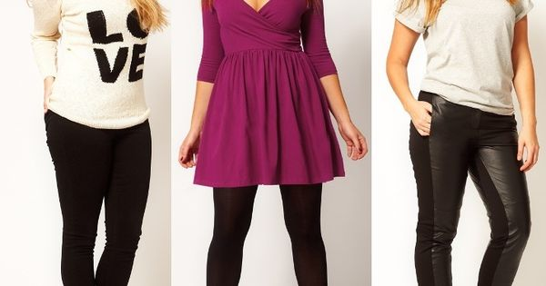 Trendy Damesmode in Grote Maten - Kleding | Pinterest - Mode en Curvy ...
