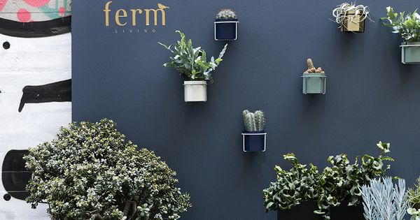 See the products from the pop up store here ferm living - Ontwerp nordique ...