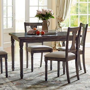 Save On Lorient 5 Piece Dining Set By Lark Manor With Images