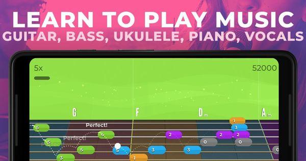Yousician Guitar Piano Bass V3 7 0 Full Unlocked Paid App Download Free Yousician Guitar Piano Bass V3 7 0 Full U Learn Piano Reading Sheet Music Piano