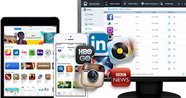 Wie Ipad Apps Auf Pc Verwalten Ipad Ipad Apps Iphone