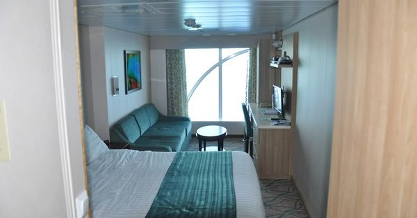 Panoramic Oceanview Cabins On The Enchantment Of The Seas
