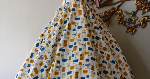 50s. Xtabay Vintage Clothing Boutique - Portland, Oregon: True Value