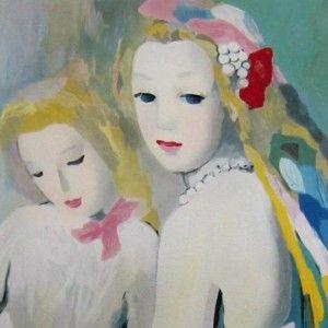 Affiche Marie Laurencin Peintre Artiste Peintre Et Art Et