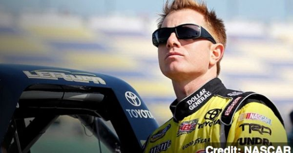 nascar driver dies in dirt track race