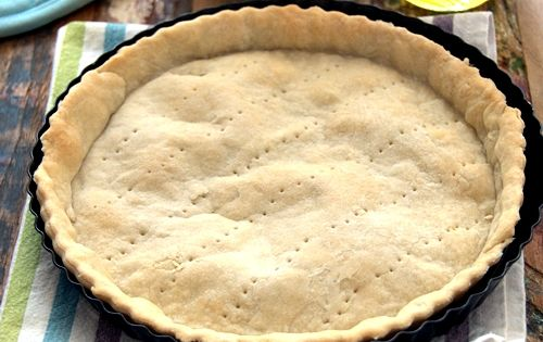 Olive Oil Shortcrust Pastry Fuss Free Cooking Shortcrust