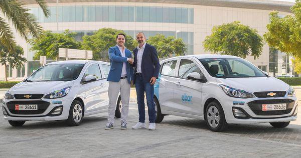 شركة أيكار الضخمة لتأجير السيارات تضيف 100 سيارة شفروليه سبارك إلى أسطولها في الإمارات العربية المتحدة موقع ويلز In 2020 Car Sharing Large Cars Small Cars
