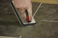 How To Use A Floor Leveling Compound Over Ceramic Tile In