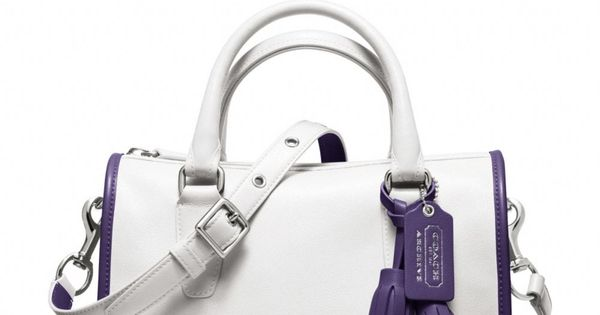 Spend A Fashion Holiday With Coach Outlet Made of Leather