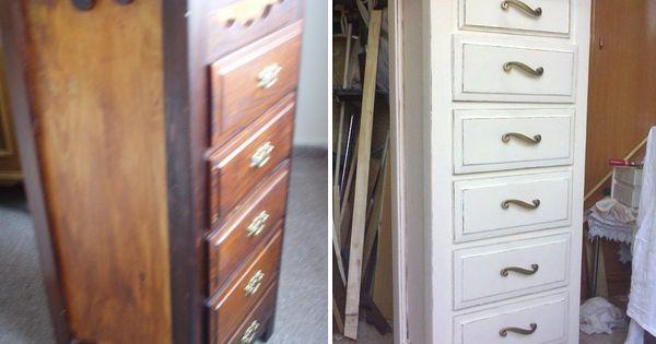 Pintar muebles antiguos antes despues buscar con google - Pintar muebles viejos ...