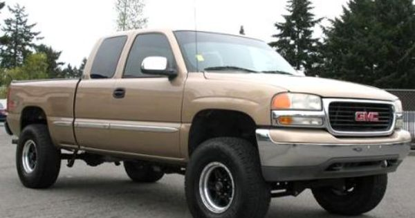 Lifted 4x4 Truck 2001 Gmc Sierra 1500 Sle Z71 8995 Cheap Cars For Sale Gmc Sierra 1500 Cheap Used Cars
