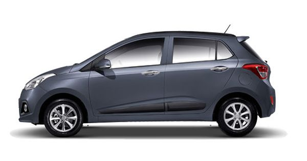 Hyundai Grand I10 Colors Blue Red Black White Silver Orange