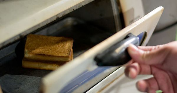 how to cook grilled cheese in toaster