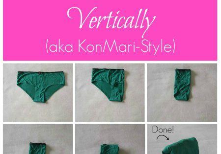 Kon marie socks folding myideasbedroom com