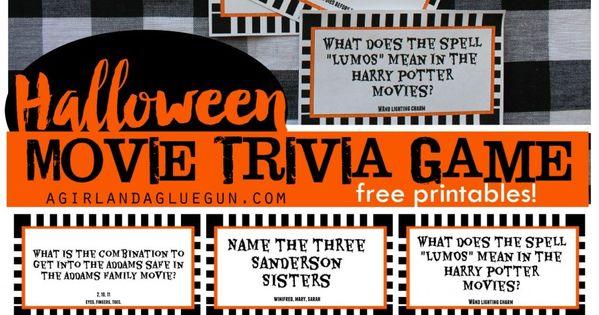 halloween quizzes online