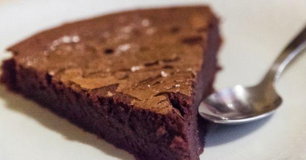 Fondant la cr me de marrons et au chocolat recipe - Fondant au chocolat la table a dessert ...