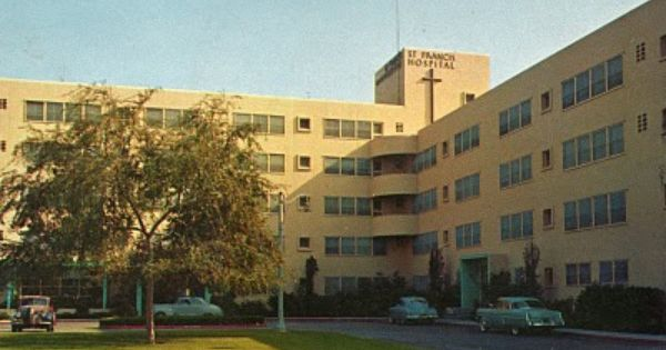 The Hospital I Grew Up In Thank Goodness For Nursing School St Francis Lynwood Ca Sharo Beautiful Places On Earth Huntington Park Most Beautiful Places