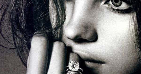Diamond ring ~ Natalia Vodianova