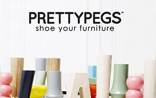 Pretty Pegs: custom legs for your ikea furniture, the easiest Ikea hack