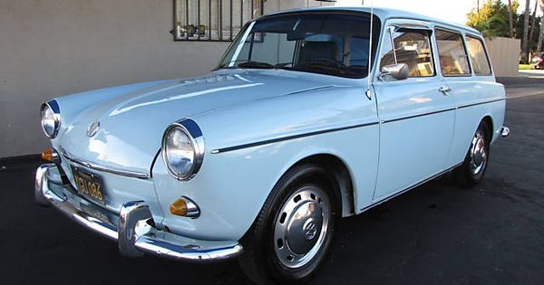 1969 Volkswagen Squareback | What I Wish I Was Driving | Pinterest | Volkswagen, Cars and Vw wagon