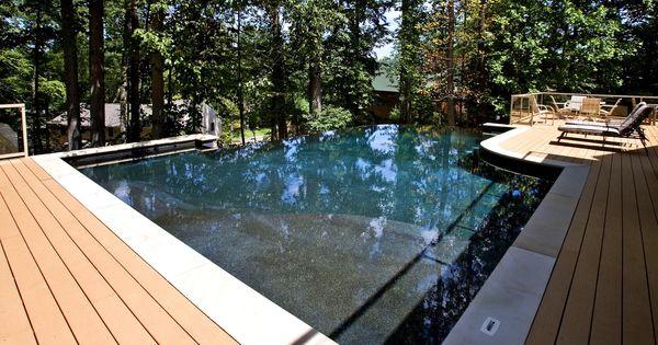Chimera Pool Landscape Llc Pebbletec Midnight Blue