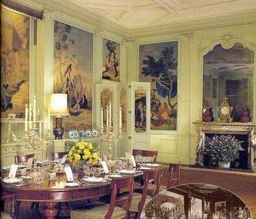 Royal Interiors Sandringham House Royal Room Castles Interior
