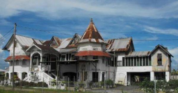 Trinidad Demolition Of Macleod House Trinidad Architecture House