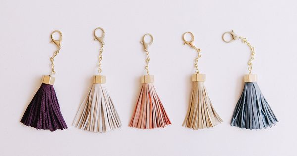 The Craft Pack | A Hip Handmade Holiday Tassels make a great