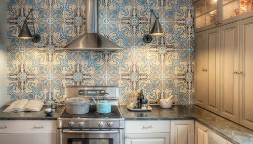 Houzz Home Design Decorating And Remodeling Ideas And Inspiration Kitchen And Bathroom Design Eclectic Kitchen Kitchen Design Kitchen Backsplash