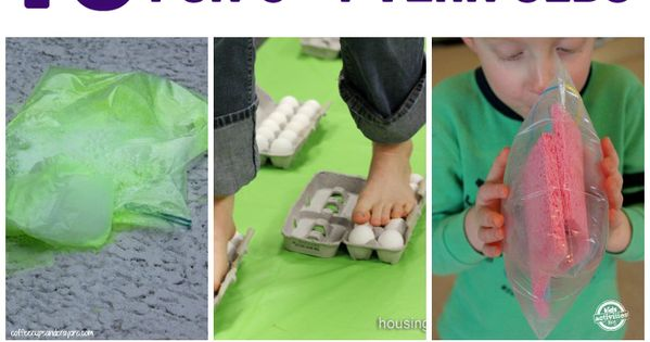 10 Simple Science Experiments for 3-4 Year Olds