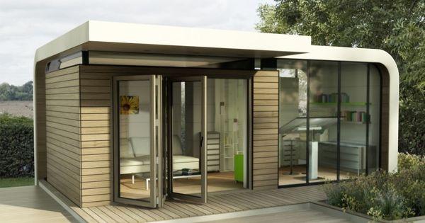 Micro maison pr fabriqu e contemporaine apropos tectonic for Maison moderne prefabriquee