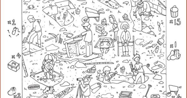 where's wally activity sheets - Pesquisa Google   Coisas ...