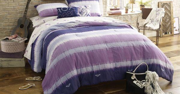 Roxy Bedding Tempa Tie Dye Set