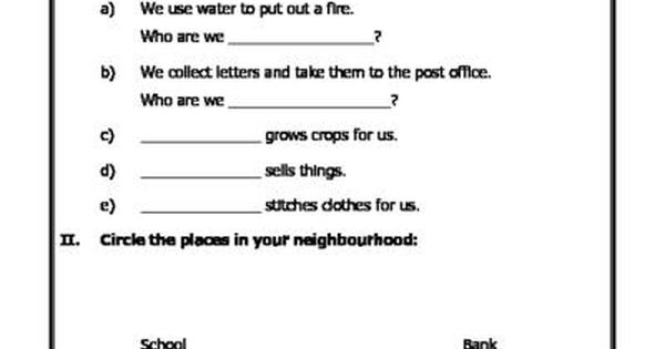 44++ Exotic science worksheets for grade 1 Useful