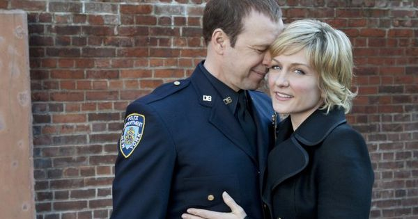 Donny wahlberg danny on blue bloods with his wife in the for What happened to danny s wife on blue bloods