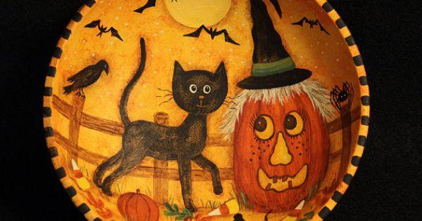 Primitive Halloween