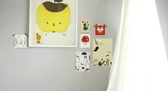Chambre b b grises et jaunes 13 sublimes chambres pour for Chambre bebe 13 degres
