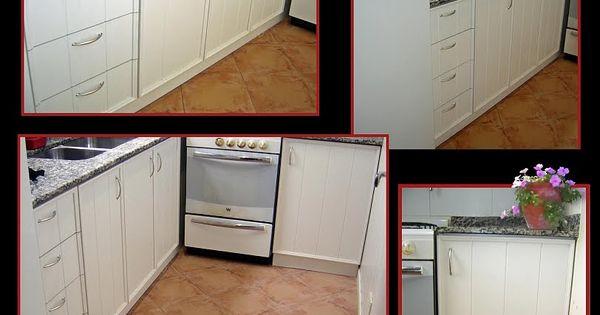 Muebles de cocina pintados muebles de cocina pinterest - Muebles para cocina economica ...