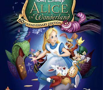 Alice In Wonderland Blu Ray Disc Ebay Alice In Wonderland Poster Alice In Wonderland Alice In Wonderland 1951