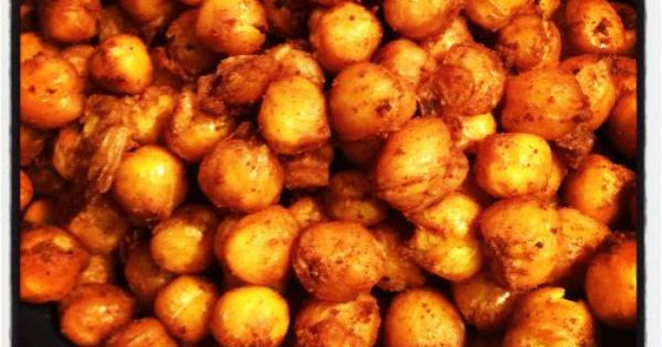 Chickpea Poppers from our Sept. VegCookbook, Vegan Indian ...